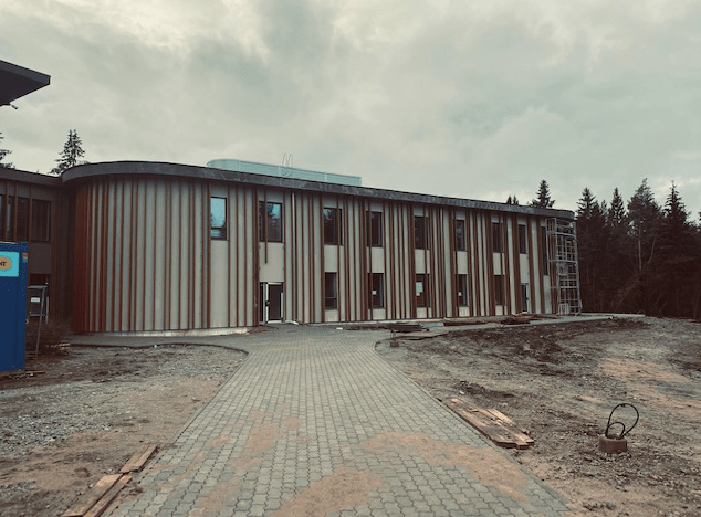 Benita vanadekodu ehitusjärgne koristus, 1500m2 (Kamo ehitus, märts 2020)