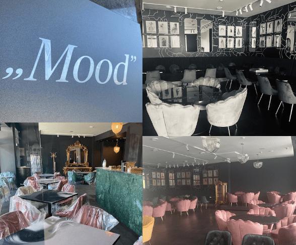 Aitasime valmis saada uuel kohvik-restol Mood, Harju tn 10 (mai 2020).