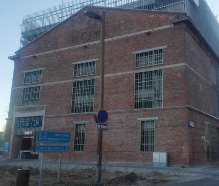 Ülemiste City Valukoja 4c ehitusjärgne koristus (Nordecon Betoon)